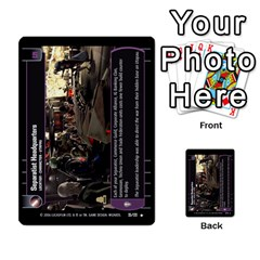 Star Wars Tcg Iii By Jaume Salva I Lara   Multi Purpose Cards (rectangle)   Yc4kan8f88nv   Www Artscow Com Front 50