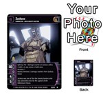 Star Wars TCG IV - Multi-purpose Cards (Rectangle)