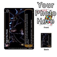 Star Wars Tcg V By Jaume Salva I Lara   Multi Purpose Cards (rectangle)   I6djriq2k52n   Www Artscow Com Front 4