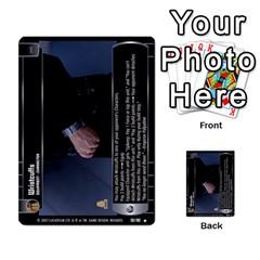 Star Wars Tcg V By Jaume Salva I Lara   Multi Purpose Cards (rectangle)   I6djriq2k52n   Www Artscow Com Front 31