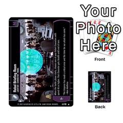 Star Wars Tcg V By Jaume Salva I Lara   Multi Purpose Cards (rectangle)   I6djriq2k52n   Www Artscow Com Front 49