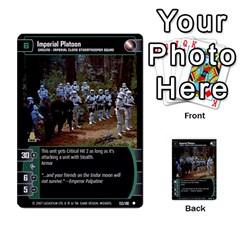 Star Wars Tcg Vi By Jaume Salva I Lara   Multi Purpose Cards (rectangle)   Bxke0hvghvar   Www Artscow Com Front 52