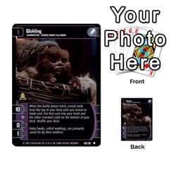 Star Wars Tcg Vi By Jaume Salva I Lara   Multi Purpose Cards (rectangle)   Bxke0hvghvar   Www Artscow Com Front 27