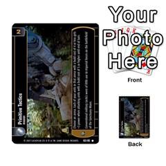 Star Wars Tcg Vi By Jaume Salva I Lara   Multi Purpose Cards (rectangle)   Bxke0hvghvar   Www Artscow Com Front 43