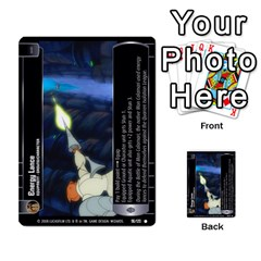 Star Wars Tcg Vii By Jaume Salva I Lara   Multi Purpose Cards (rectangle)   Kdyv3ep6m7bn   Www Artscow Com Front 4