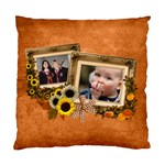 Autumn Delights - Cushion Case(2 sides)  - Standard Cushion Case (Two Sides)