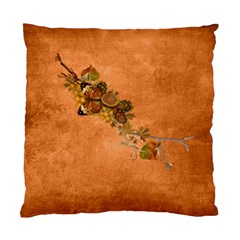 Autumn Delights   Cushion Case(2 Sides)  By Picklestar Scraps   Standard Cushion Case (two Sides)   1cbwjm8slez6   Www Artscow Com Back