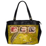 Autumn Delights - Oversize Handbag (2sides)  - Oversize Office Handbag (2 Sides)