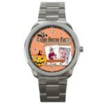 halloween - Sport Metal Watch