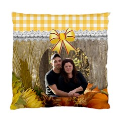 Autumn Pillow Two Sides By Kim Blair   Standard Cushion Case (two Sides)   Heiri3fk9n8n   Www Artscow Com Back