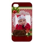 xmas - Apple iPhone 4/4S Premium Hardshell Case