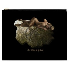 In The Stone Cosmetic Bag (XXXL) by OurInspiration