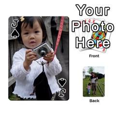Jack Fishsunny By Fish Yu   Playing Cards 54 Designs   Dxvjd08gpzav   Www Artscow Com Front - SpadeJ