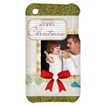 xmas - Apple iPhone 3G/3GS Hardshell Case