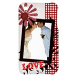 love - Apple iPhone 3G/3GS Hardshell Case