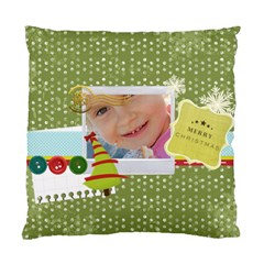 Xmas By Jo Jo   Standard Cushion Case (two Sides)   8agycqgdbb9y   Www Artscow Com Back