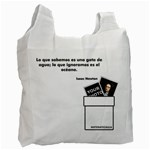 Bolsa - Newton - Recycle Bag (One Side)
