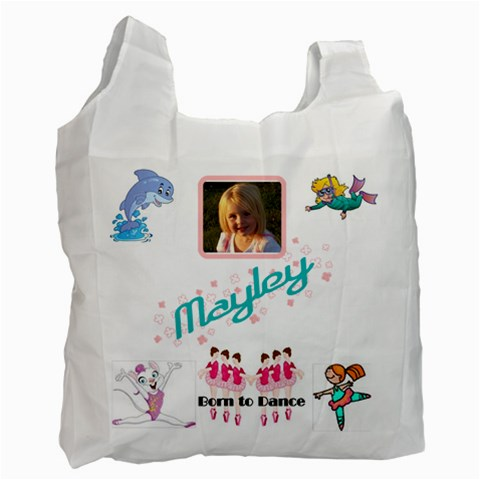 Bag   Mayley By Dacia   Recycle Bag (one Side)   Xqttrqtg55od   Www Artscow Com Front