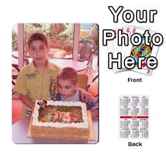 Jack Moni By Penka Mihaylova   Playing Cards 54 Designs   Yk4sfrb0xdeu   Www Artscow Com Front - DiamondJ