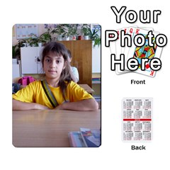 Kalendari 2 By Penka Mihaylova   Playing Cards 54 Designs   Vyarphjtrtoe   Www Artscow Com Front - Heart10