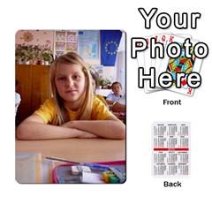 Kalendari 2 By Penka Mihaylova   Playing Cards 54 Designs   Vyarphjtrtoe   Www Artscow Com Front - Spade5