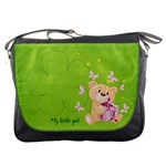 my little girl messenger bag