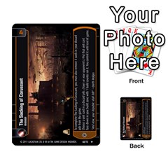 Star Wars Tcg X By Jaume Salva I Lara   Multi Purpose Cards (rectangle)   Vegj9py9njp2   Www Artscow Com Front 10