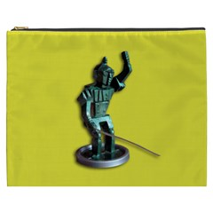 Magic Robot Cosmetic Bag (XXXL) by OurInspiration