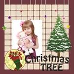 christmas - ScrapBook Page 12  x 12