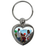 S Borko i Niki - Key Chain (Heart)