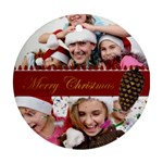 christmas - Ornament (Round)