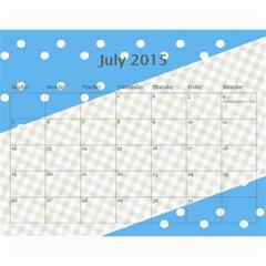 Happy Family Calendar 2013 By Daniela   Wall Calendar 11  X 8 5  (12 Months)   4sy14e9cwmq9   Www Artscow Com Jul 2015
