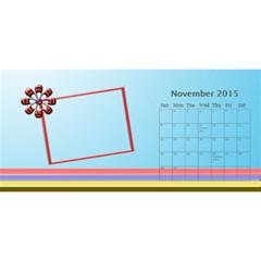 My Family Desktop Calendar 11x5 2013 By Daniela   Desktop Calendar 11  X 5    10asjap8tp83   Www Artscow Com Nov 2015