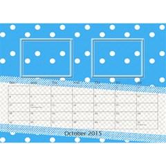 Our Family Desktop Calendar 2013 By Daniela   Desktop Calendar 8 5  X 6    T8a80uuqyk30   Www Artscow Com Oct 2015