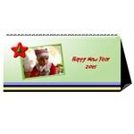 Family desktop calendar 11x5 2013 - Desktop Calendar 11  x 5