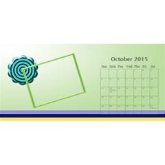Family Desktop Calendar 11x5 2013 By Daniela   Desktop Calendar 11  X 5    1t7tbfqqecs7   Www Artscow Com Oct 2015