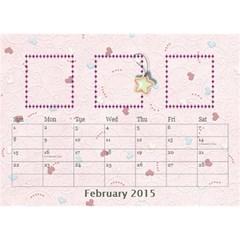Our Family Desktop Calendar 2013 By Daniela   Desktop Calendar 8 5  X 6    0jujp5riwzxy   Www Artscow Com Feb 2015