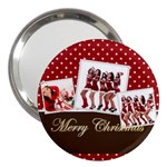 christmas - 3  Handbag Mirror