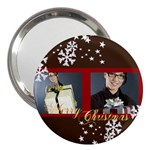 christmas - 3  Handbag Mirror