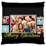 christmas - Large Cushion Case (Two Sides)