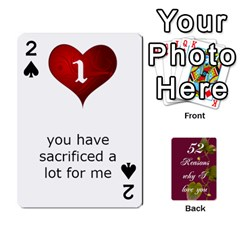 Cards By Allison Buice   Playing Cards 54 Designs   Ckz5sxgmo7pl   Www Artscow Com Front - Spade2