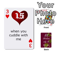 Cards By Allison Buice   Playing Cards 54 Designs   Ckz5sxgmo7pl   Www Artscow Com Front - Heart3