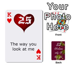 King Cards By Allison Buice   Playing Cards 54 Designs   Ckz5sxgmo7pl   Www Artscow Com Front - HeartK