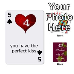 Cards By Allison Buice   Playing Cards 54 Designs   Ckz5sxgmo7pl   Www Artscow Com Front - Spade5