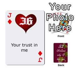 Jack Cards By Allison Buice   Playing Cards 54 Designs   Ckz5sxgmo7pl   Www Artscow Com Front - DiamondJ