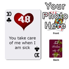 Cards By Allison Buice   Playing Cards 54 Designs   Ckz5sxgmo7pl   Www Artscow Com Front - Club10