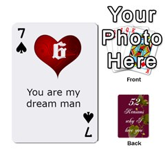 Cards By Allison Buice   Playing Cards 54 Designs   Ckz5sxgmo7pl   Www Artscow Com Front - Spade7