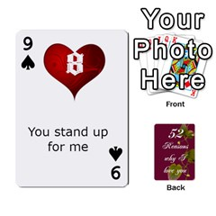 Cards By Allison Buice   Playing Cards 54 Designs   Ckz5sxgmo7pl   Www Artscow Com Front - Spade9