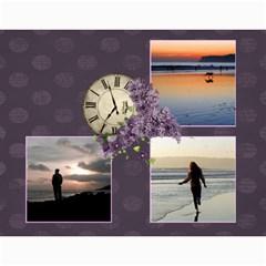2016 Lavender Dream   Wall Calendar 11x8 5 (12mths) By Picklestar Scraps   Wall Calendar 11  X 8 5  (12 Months)   Hbbyqt1tqx8t   Www Artscow Com Month