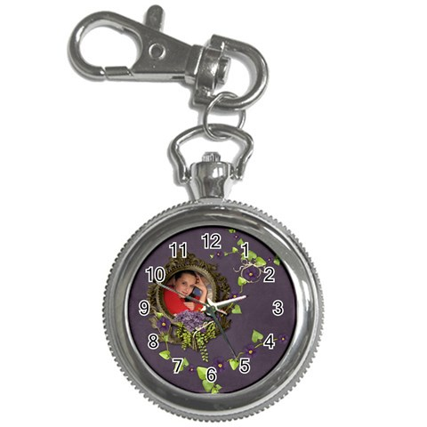 Lavender Dream   Key Chain Watch  By Picklestar Scraps   Key Chain Watch   Ihuytv5wbnvm   Www Artscow Com Front